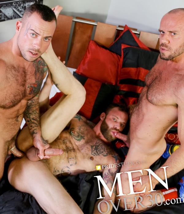 Special Massage (Sean Duran, Matt Stevens & Derek Parker) at MenOver30