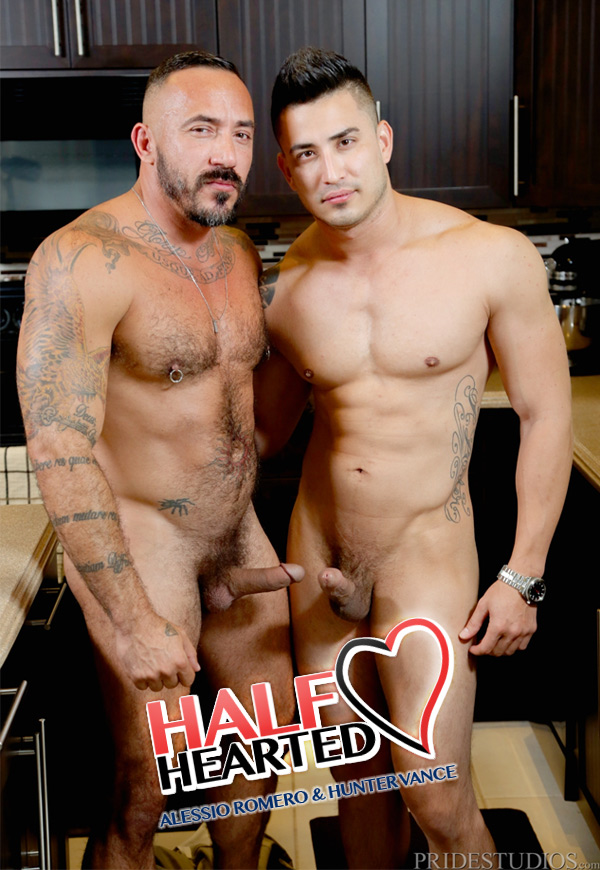Half-Hearted (Alessio Romero & Hunter Vance) (Part 2) at MenOver30