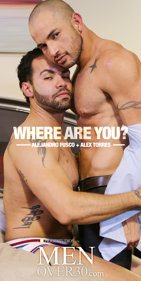 Where Are You? (Alejandro Fusco and Alex Torres) at MenOver30