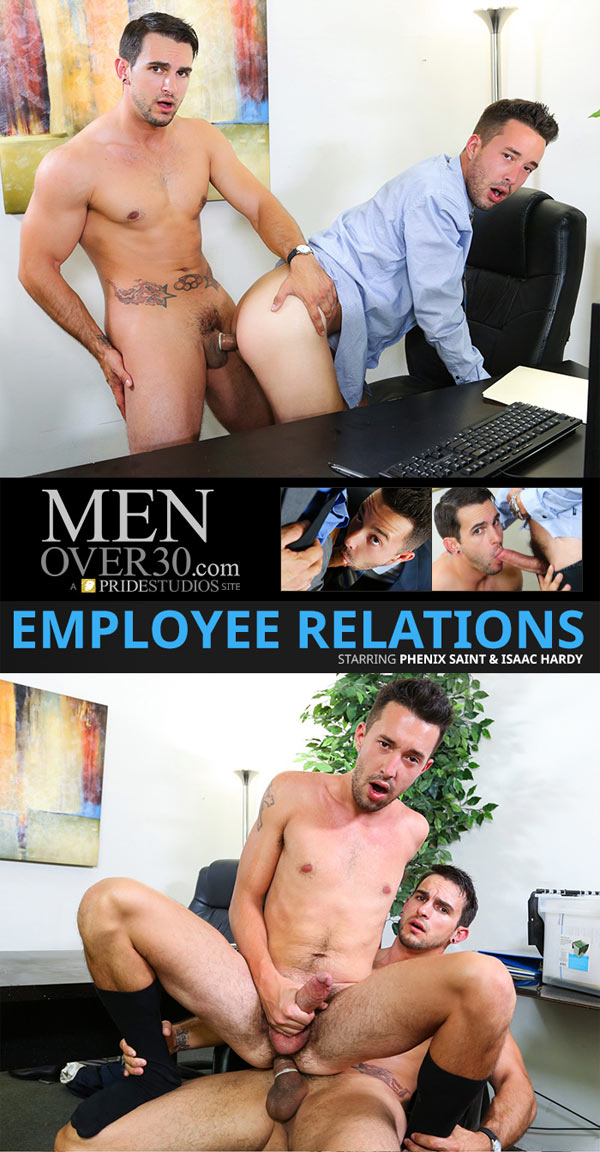 Employee Relations (Phenix Saint & Isaac Hardy) at MenOver30