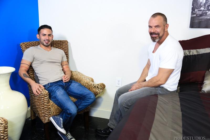 Ageless Lovers (Max Sargent Fucks Cesar Rossi) at MenOver30.com
