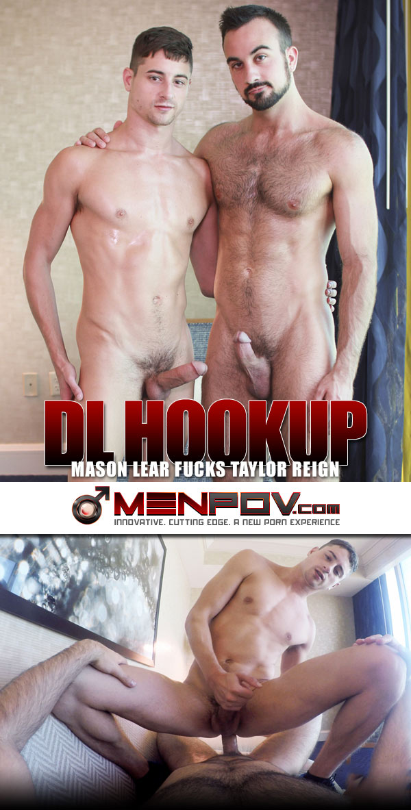 DL Hookup (Mason Lear Fucks Taylor Reign)