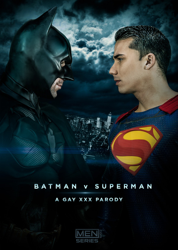 Official Trailer: Batman Vs. Superman 'A Gay XXX Parody' at Men.com