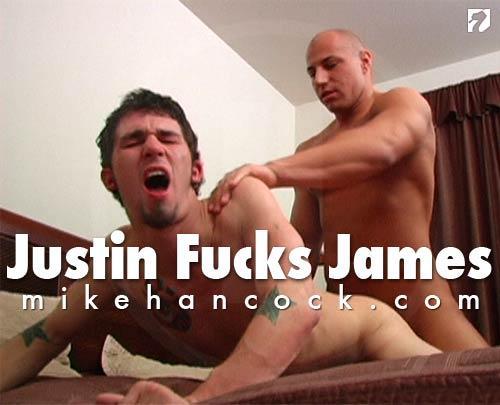 Justin Riddick Fucks James Biehn at MikeHancock