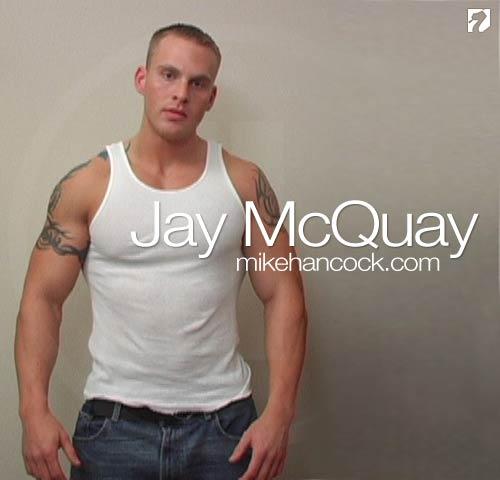 Jay McQuay at MikeHancock