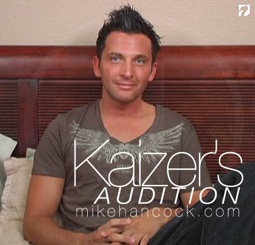 Kaizer's Audition at MikeHancock