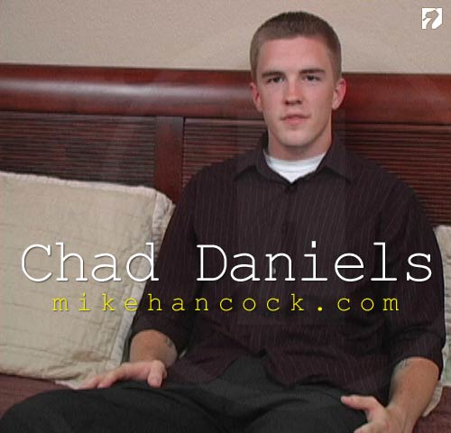Chad Daniels' Audition at MikeHancock