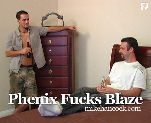 Phenix Fucks Blaze at MikeHancock