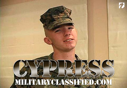 Cypress at Military Classified