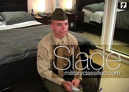 Slade (USMC) at MilitaryClassified