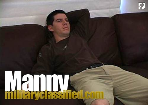 Manny Returns at MilitaryClassified
