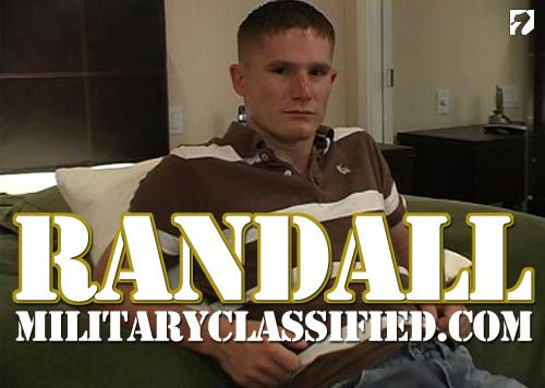 Randall Returns at MilitaryClassified