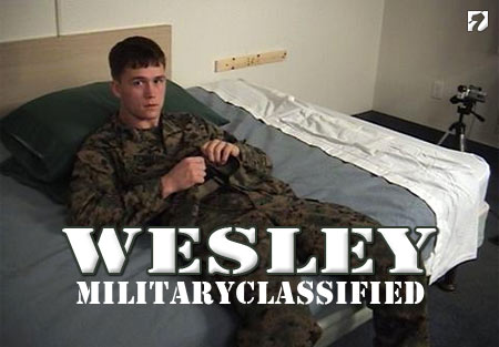 Wesley Returns to MilitaryClassified