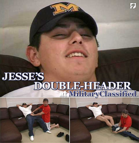 Jesse's Double-Header to Military Classified
