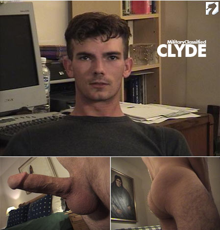 Clyde at Military Classified