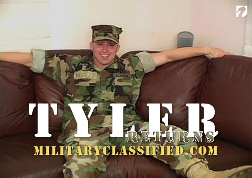 Tyler to MilitaryClassified