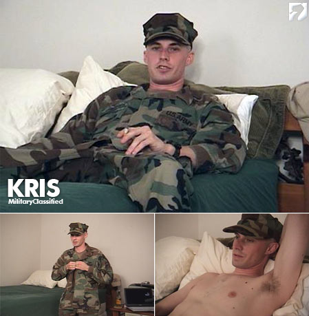 Kris at Military Classified