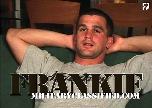 Frankie Is Back at MilitaryClassified