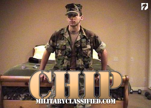 Chip Returns to MilitaryClassified