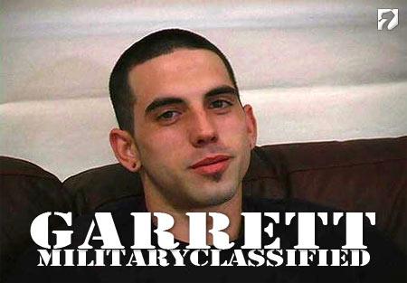 Garrett at MilitaryClassified