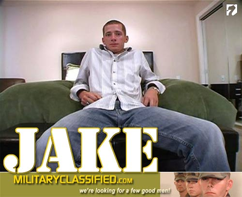Jake (USMC) at MilitaryClassified
