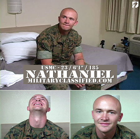 Nathaniel at MilitaryClassified
