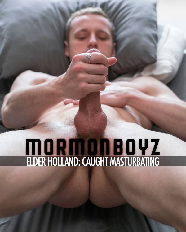 Elder Holland: Caught Masturbating at MormonBoyz.com