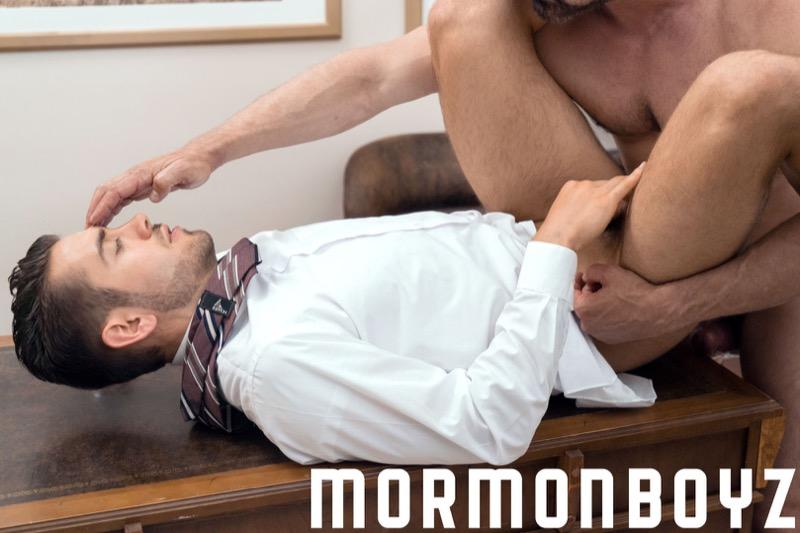 Elder Calhoun: The Calling (with President Ballard) at MormonBoyz.com