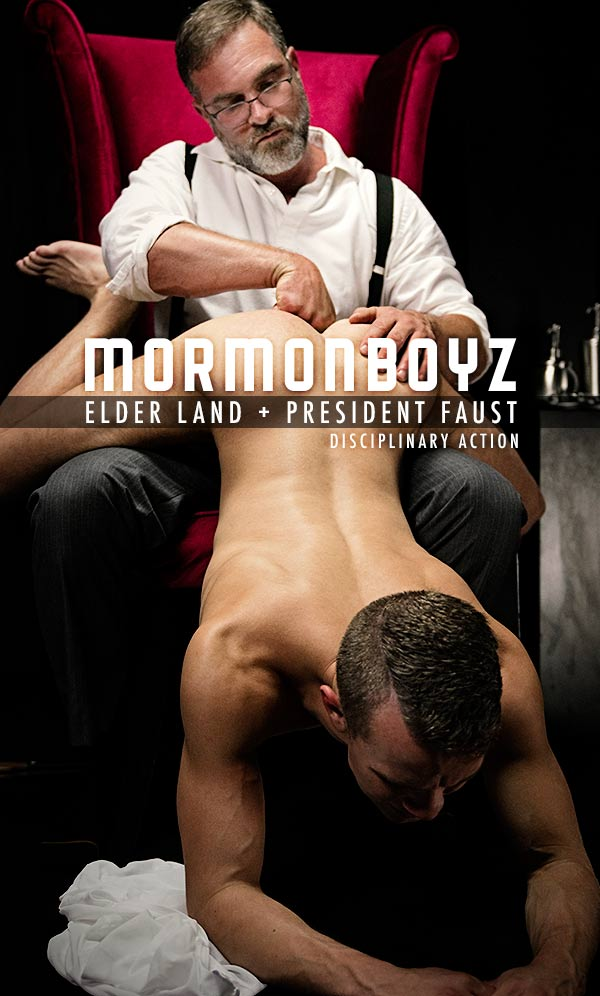 Disciplinary Action: Elder Land (with President Faust) at MormonBoyz.com