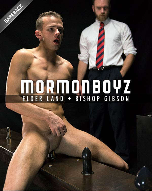 Atonement: Elder Land (with Bishop Gibson) at MormonBoyz.com