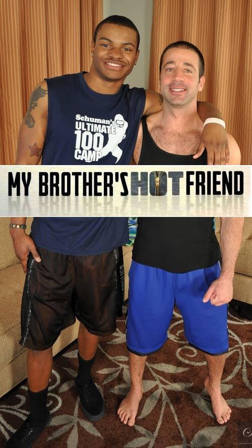 Sean Mason & Sean Stavos at My Brother's Hot Friend