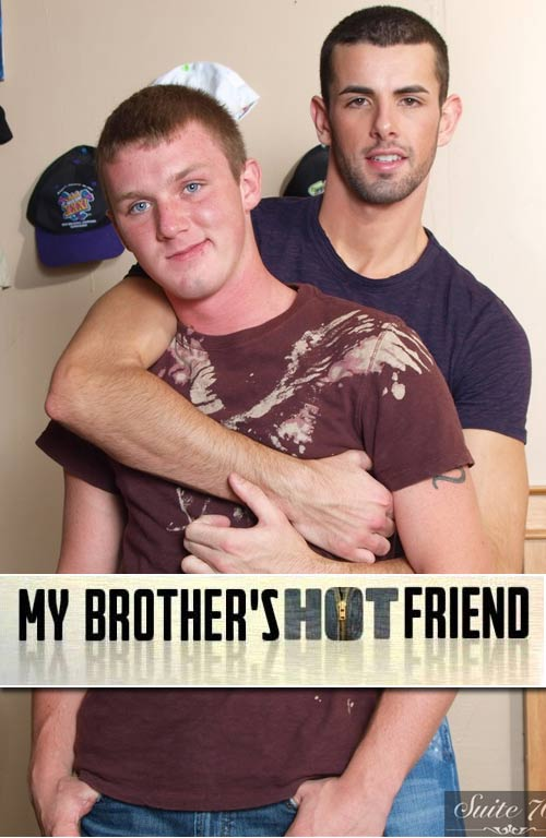 Jake Steel & Matthew Star at My Brother's Hot Friend