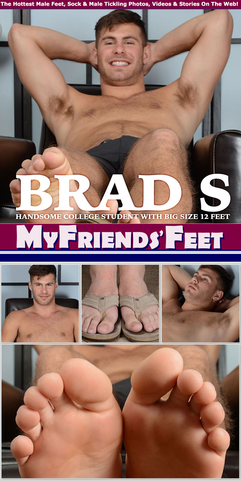 Brad S (Size 12) at My Friends' Feet