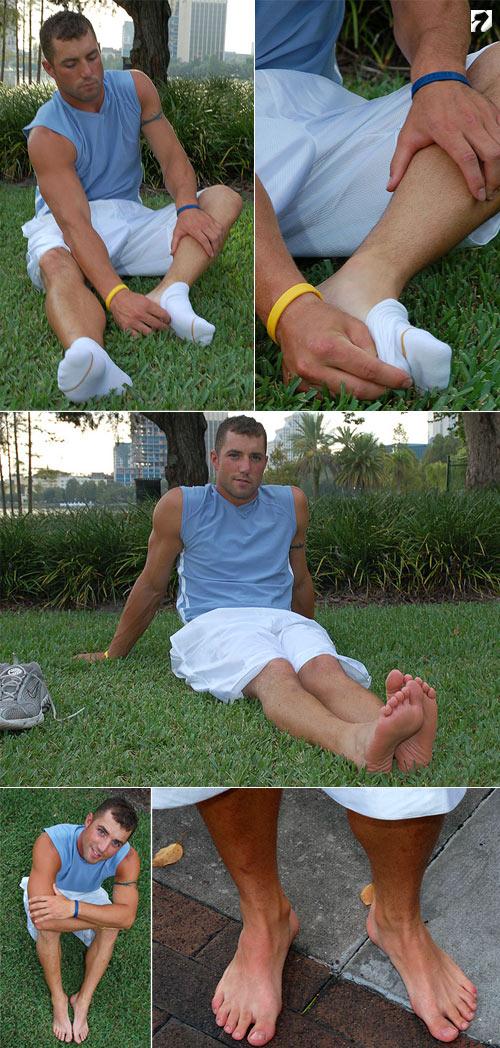 Heath at My Friend's Feet
