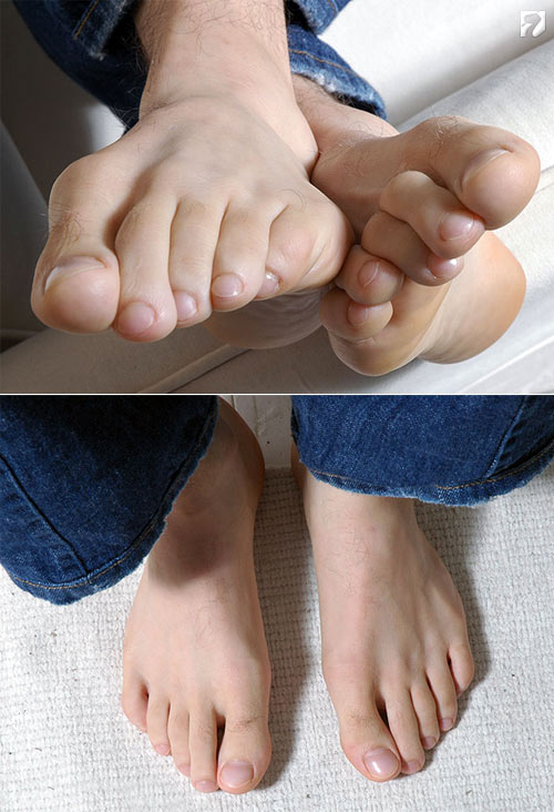 Chris at My Friend's Feet