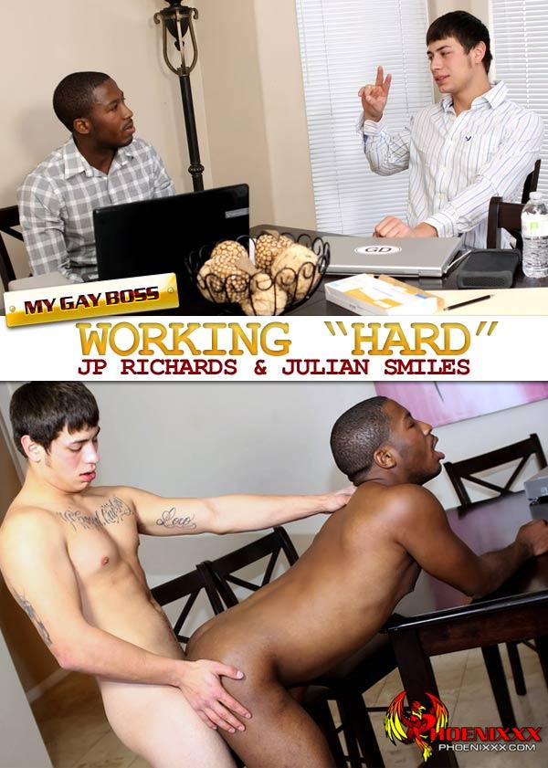 JP Richards & Julian Smiles (Working