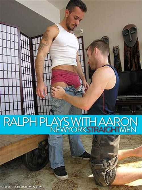 Ralph Plays With Aaron at New York Straight Men