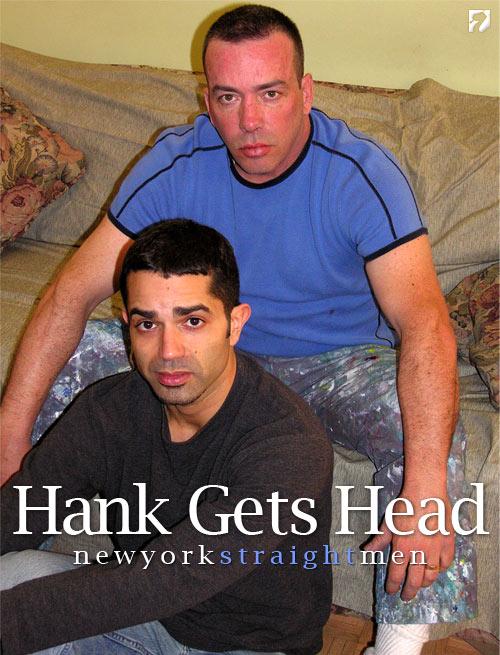 Hank Gets Head at New York Straight Men