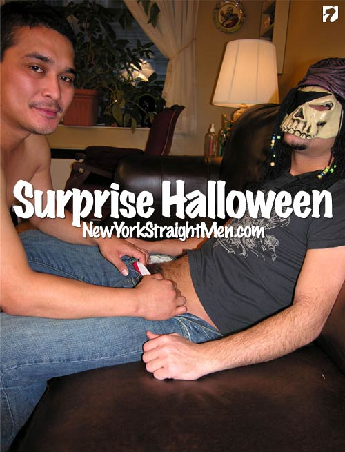 Vin (Surprise Halloween) at New York Straight Men