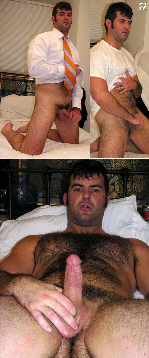 Wall Street Warrior Dean at New York Straight Men