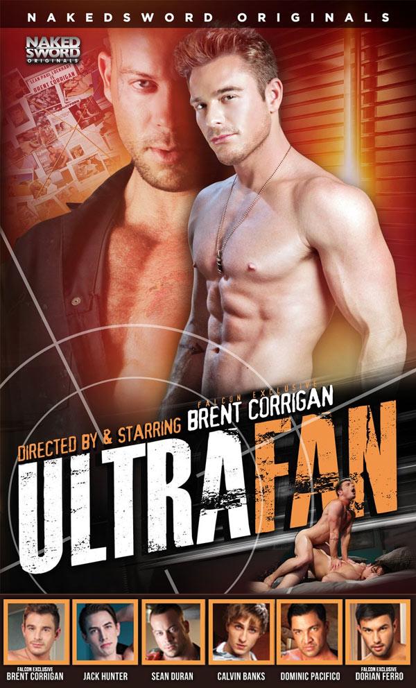 Ultra Fan: Extra Sausage (Brent Corrigan & Calvin Banks Flip-Fuck) (Scene 1) at NakedSword