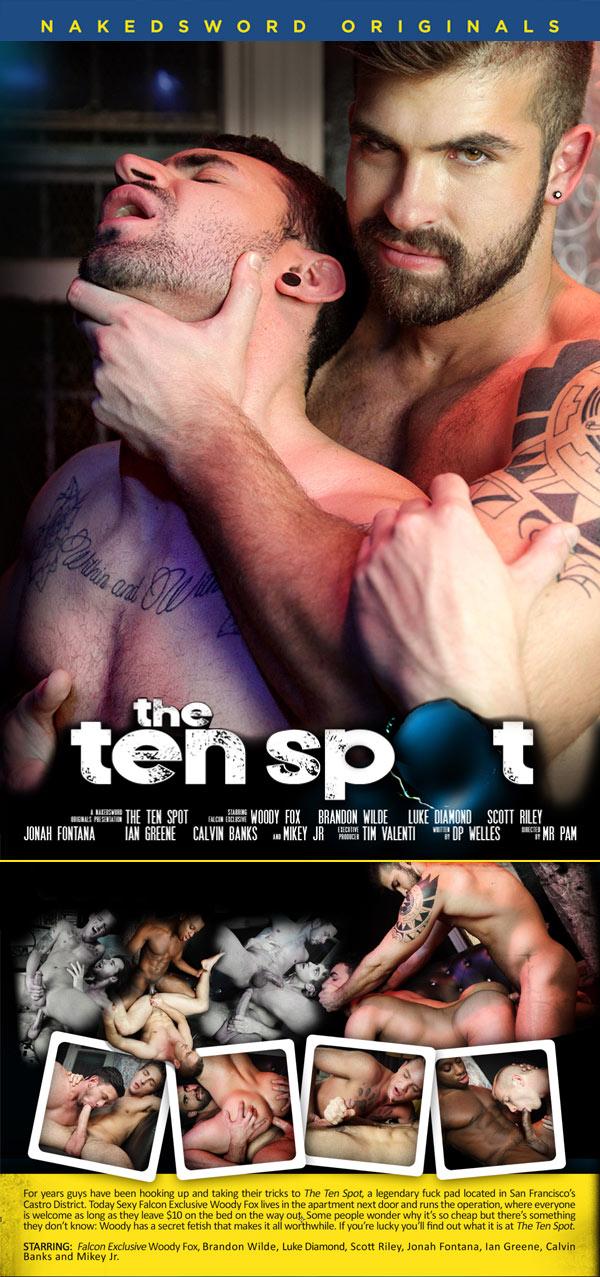 The Ten Spot (Jonah Fontana Fucks Ian Greene) (Episode 3) at NakedSword