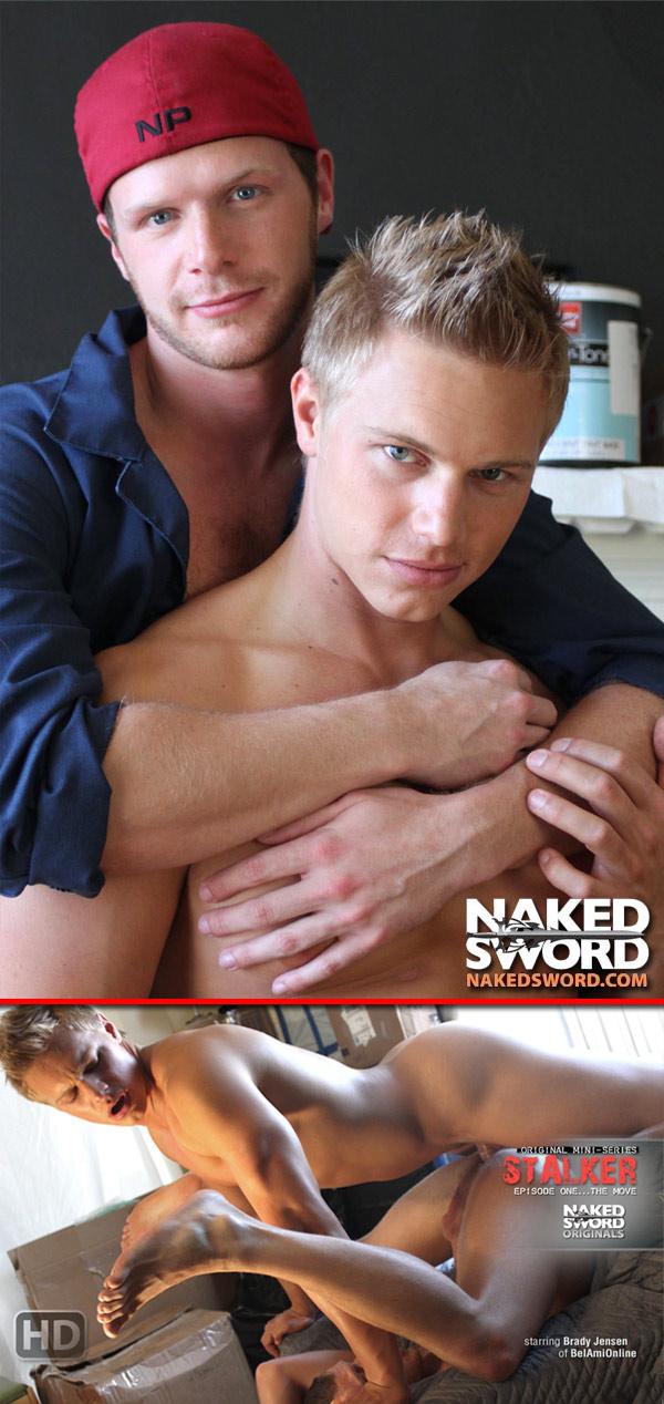 Stalker: The Move (Brady Jensen & Brian Bonds) at NakedSword