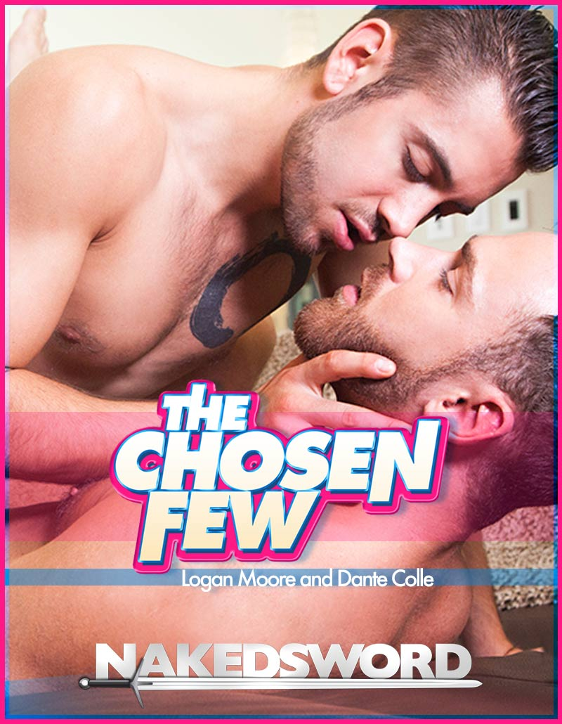 The Chosen Few, Episode 2: Lesson Learned (Dante Colle Fucks Logan Moore) at NakedSword
