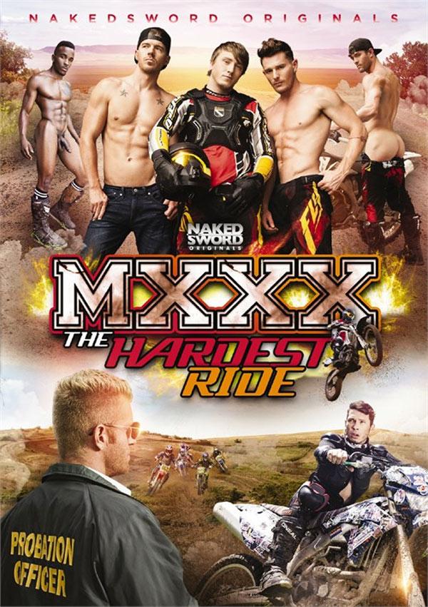 MXXX The Hardest Ride: Episode 4 (JJ Knight Fucks Brent Corrigan) at NakedSword