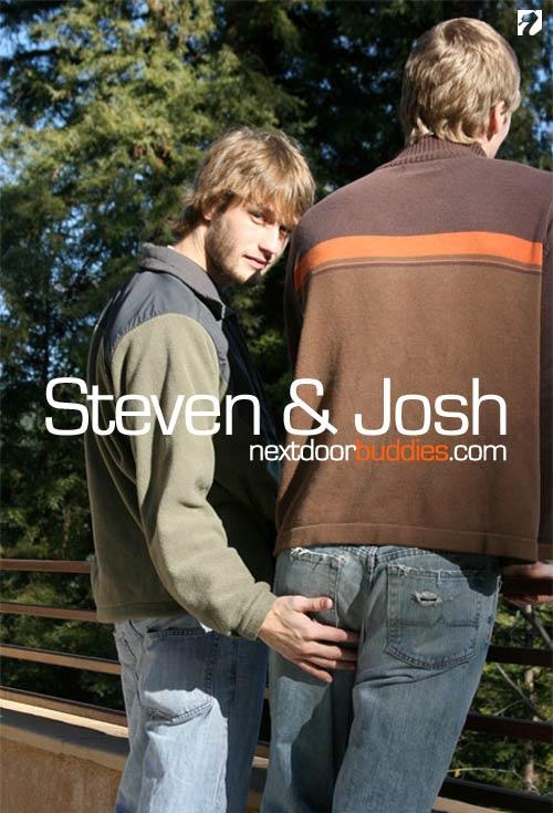Steven and Josh at Next Door Buddies