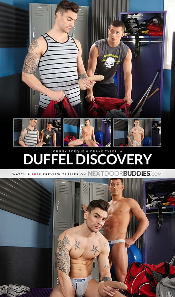 Duffel Discovery (Johnny Torque & Drake Tyler) at Next Door Buddies