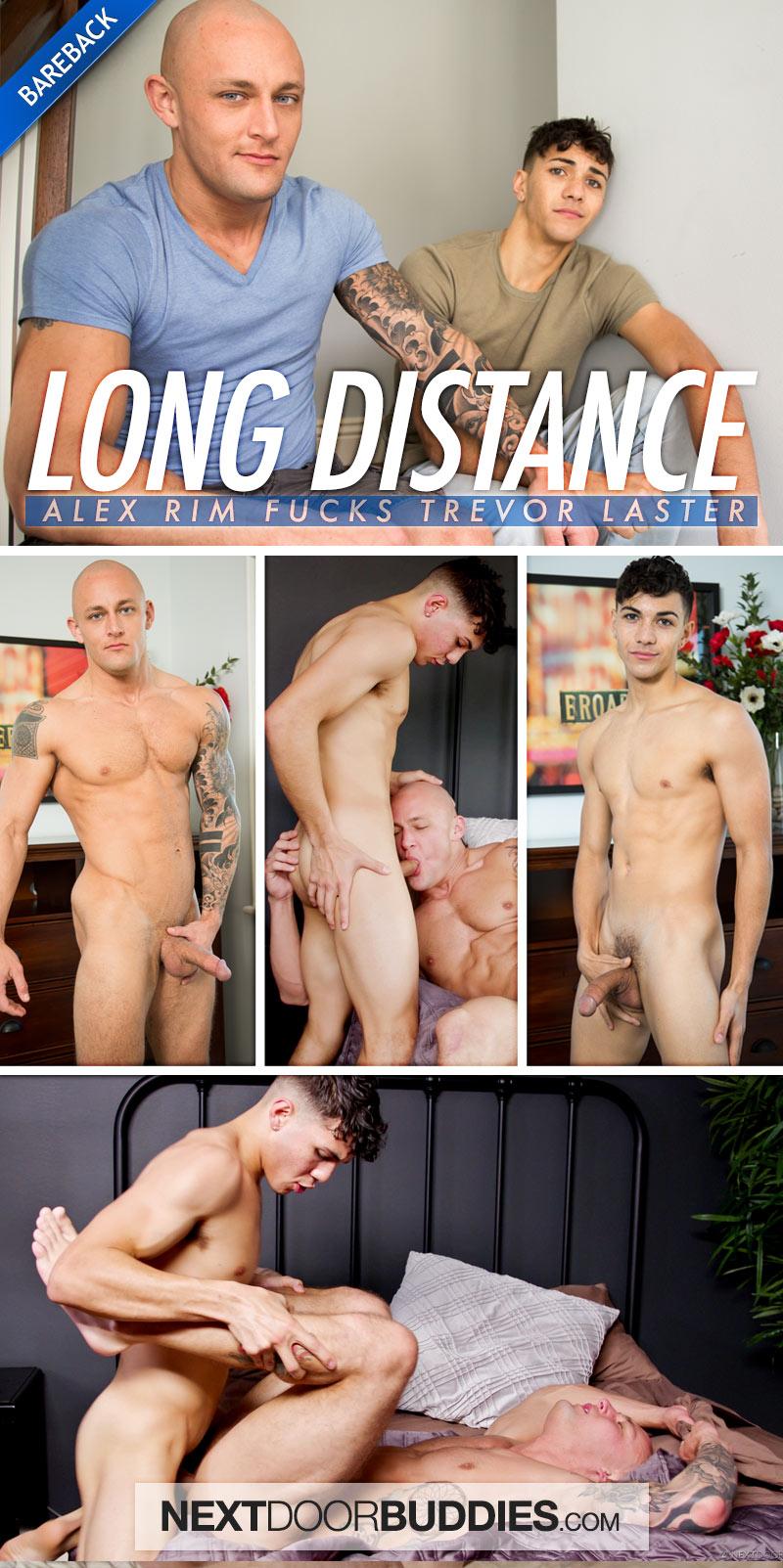 Long Distance (Alex Rim Fucks Trevor Laster) at Next Door Buddies