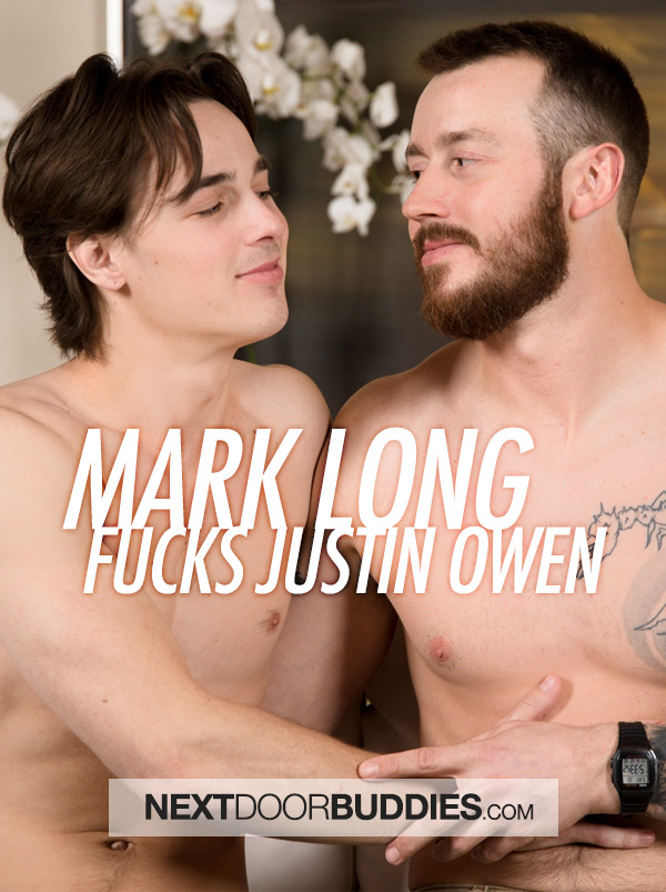 Mark Long Fucks Justin Owen at Next Door Buddies