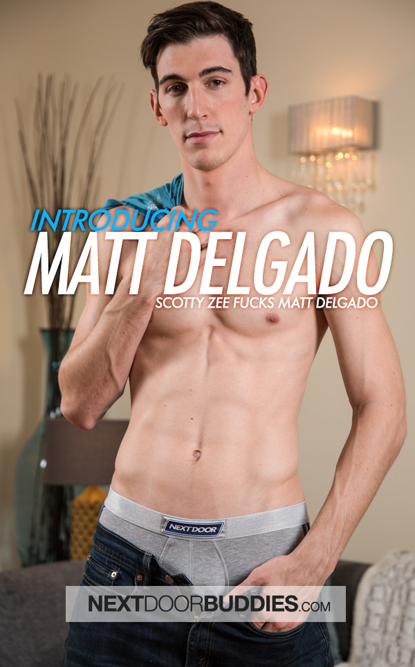 Introducing Matt Delgado (with Scotty Zee) at Next Door Buddies